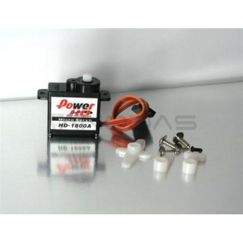 Servo PowerHD HD-1800A - micro