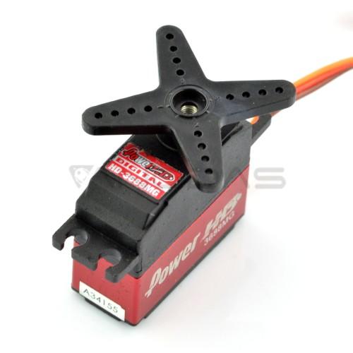 Servo PowerHD HD-3688MG - medium coreless