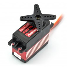Servo PowerHD HD-8305TG - standard coreless