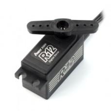 Servo variklis PowerHD R12 standard
