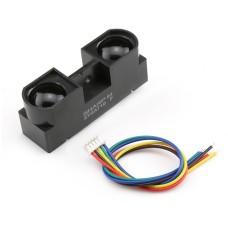 Sharp GP2Y0A710K0F atstumo matavimo modulis (100-550cm)