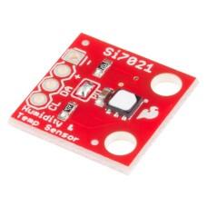 Si7021 skaitmeninis temperatūros ir dregmės jutiklis I2C - SparkFun