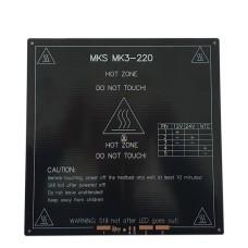 3D Printer Heated Bed MKS MK3-220 MK2B - 110C