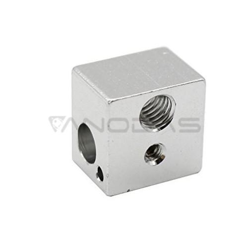 Šildymo blokas E3D V5 - 16x16x12mm - HOTEND - RepRap MK7 / MK8