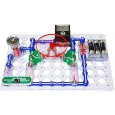 Snap Circuits Elektromagnetizmo eksperimentų rinkinys
