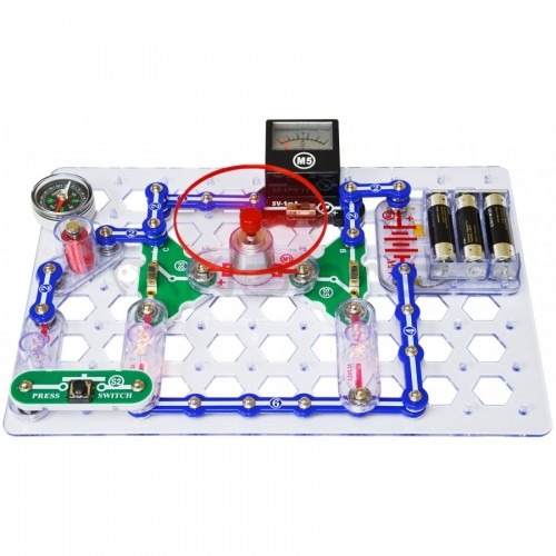 Snap Circuits Snaptricity Experimentation Kit