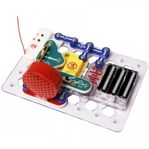 Snap Circuits Mini FM Radio