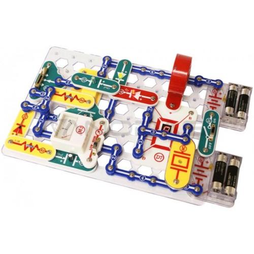 Snap Circuits Pro 500-in-1 Eksperimentų rinkinys