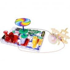 Snap Circuits Skirtingų judėjimų eksperimentų rinkinys