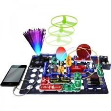 Snap Circuits Šviesos Eksperimentų rinkinys