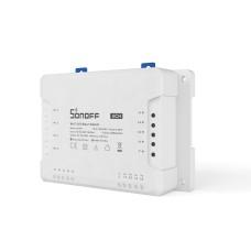 Sonoff PRO R3 4-kanalų išmani relė valdoma WiFi + RF - 230VAC 2200W