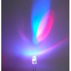 Spalvas Keičiantis Šviesos Diodas 10mm - 7 Spalvų