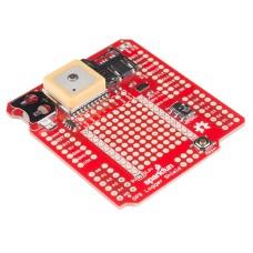 SparkFun GPS priedėlis 3.3V-5V 20mA 10Hz SD