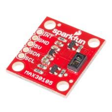 SparkFun MAX30105 šviesos/dalelių jutiklis LED 3.3V ir 5V I2C