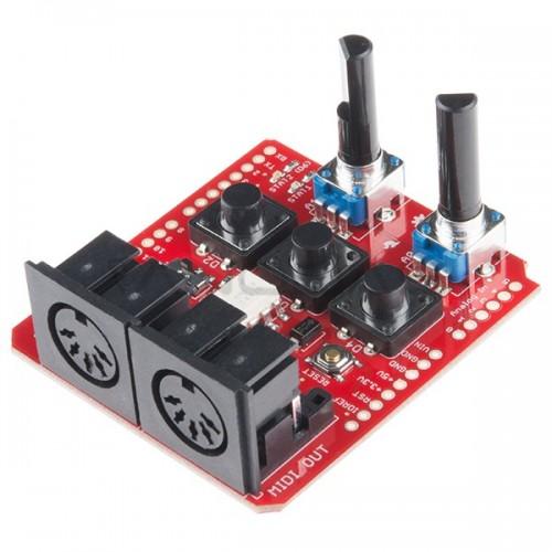 SparkFun MIDI priedėlis skirtas Arduino