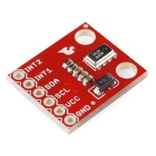 Sparkfun MPL3115A2 - skaitmeninis barometras aukščio jutiklis 110kpA I2C 3.3V