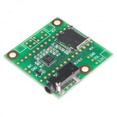 SparkFun Teensy Audio Board - sound Board for Teensy 3.x