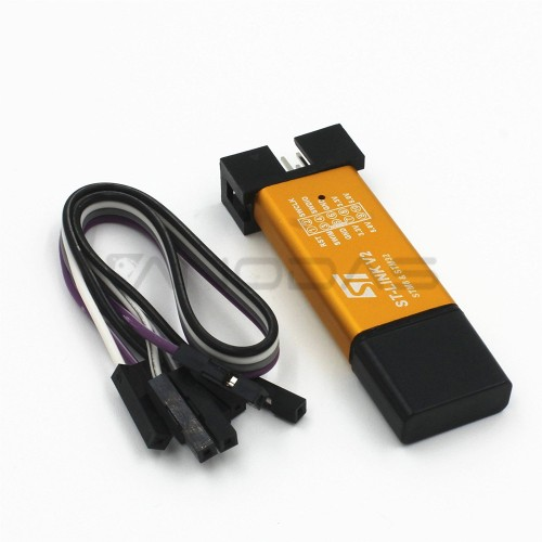 ST-Link V2 STM Mikrovaldiklių Programatorius