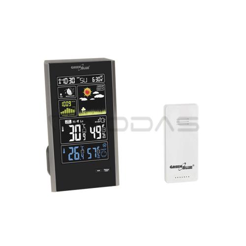 Belaidė Meteorologinė stotelė GB520