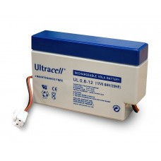 Lead acid battery 12 V 0.8 Ah