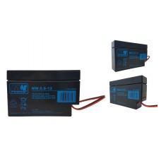 Lead battery 12V 0.8AH