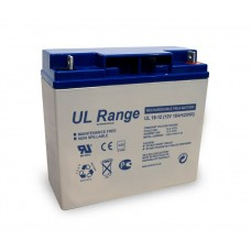 Ultracell battery 18.0Ah 12V (UK)