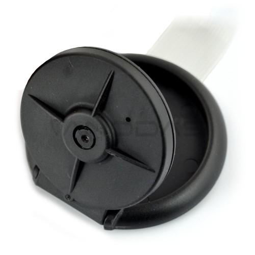 TEKO Dėžutė Raspberry Pi Kamerai (juoda)