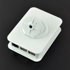 TEKO Dėžutė Raspberry Pi Model 3/2/B+ kamerai (balta)