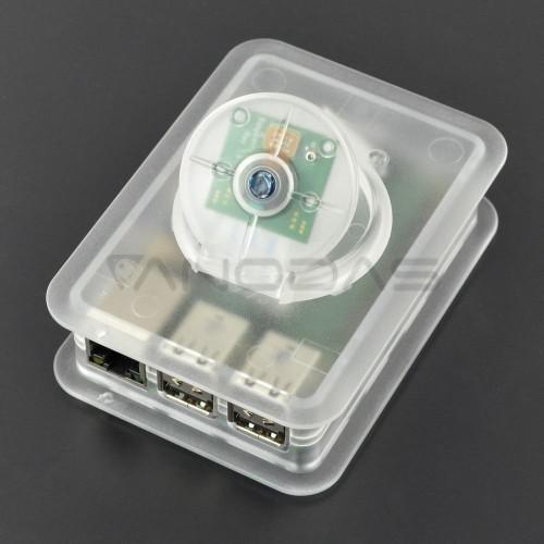 TEKO Dėžutė Raspberry Pi Model 3/2/B+ kamerai (matinė)