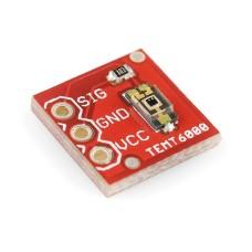 TEMT6000 analoginis šviesos intensyvumo jutiklis - SparkFun