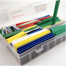 Heat Shrink Kit 385pcs