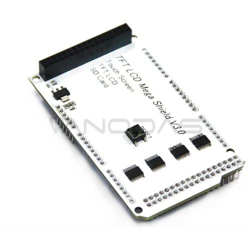 TFT01 3.2 colių LCD praplėtimo modulis skirtas Arduino