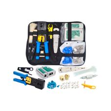 Tinklo įrankių rinkinys System Pass Through E5948 - 10 įrankių