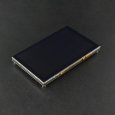 DFRobot Touch Screen for Raspberry Pi Microcomputer - LCD TFT 5 ""