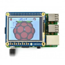 Touch Resistive Screen for Raspberry Pi Microcomputer - LCD TFT 2.4 ''