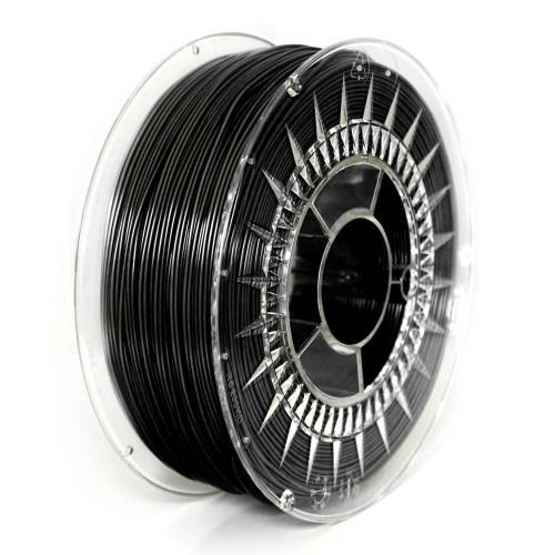 TPU 1.75mm Juoda (guma)