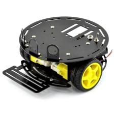 Turtle 2WD - DFRobot 2 Ratų Roboto Važiuoklė