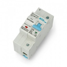 Power switch WiFi Tuya RTX CB16 1P 16A