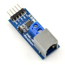 Waveshare 4777 UART keitiklis RS485 3.3V - ARK/RJ11