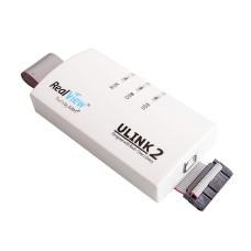 ULINK2 emuliatorius palaiko naujausias versijas MDK5.0/Cortex-M4