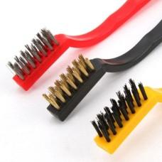 Set of 3 brushes