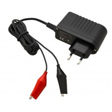 UNIVERSAL AUTOMATIC CHARGER FOR GEL BATTERIES 12V 3-9Ah