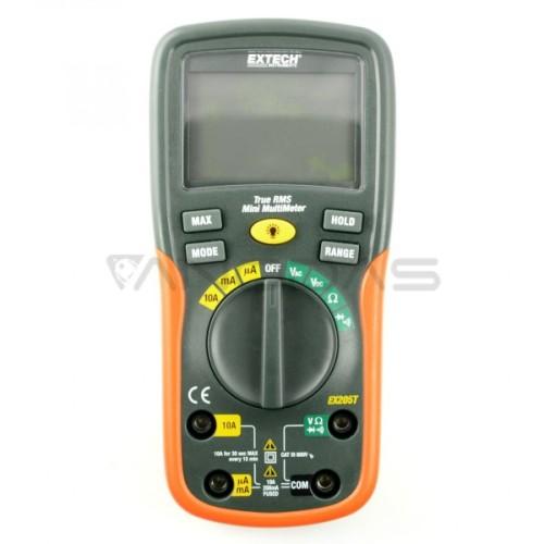Universalus multimetras Extech ETK30 - srovės matavimo replės MA430