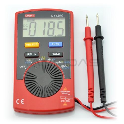 Universal multimeter UNI-T UT120C