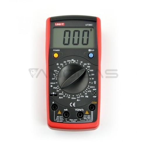 Universal multimeter UNI-T UT39C