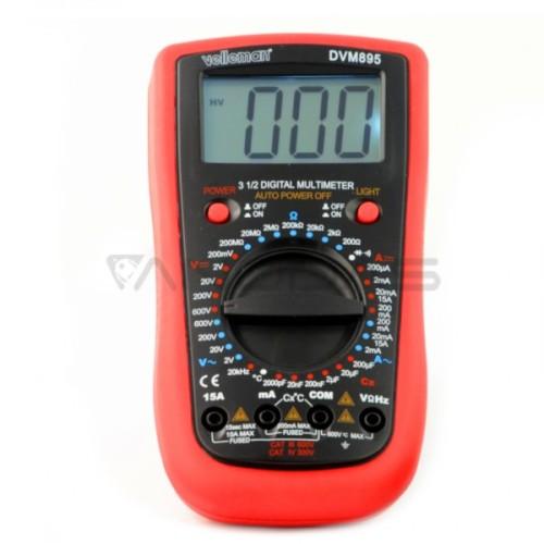 Universal Multimeter Velleman DVM895