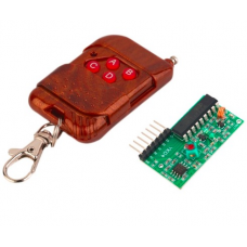 IC2262/2272 4 Channel 315MHZ 4 Key Wireless Remote Control Kits
