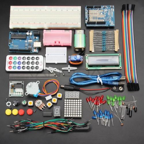 UNO Basic Starter Kit Upgraded
