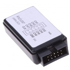 USB Logic SCM 24MHz 8 Channel 24M/seconds Logic Analyzer Debugger for ARM FPGA Logic Analyzer Logic 24M 8CH