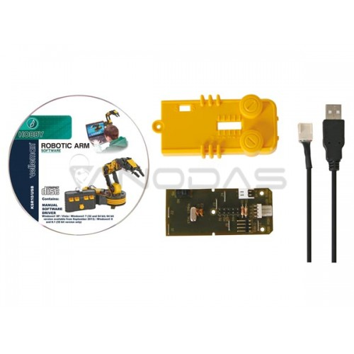 USB Interface For KSR10 Robotic Arm